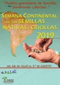 Semana Continental Semillas